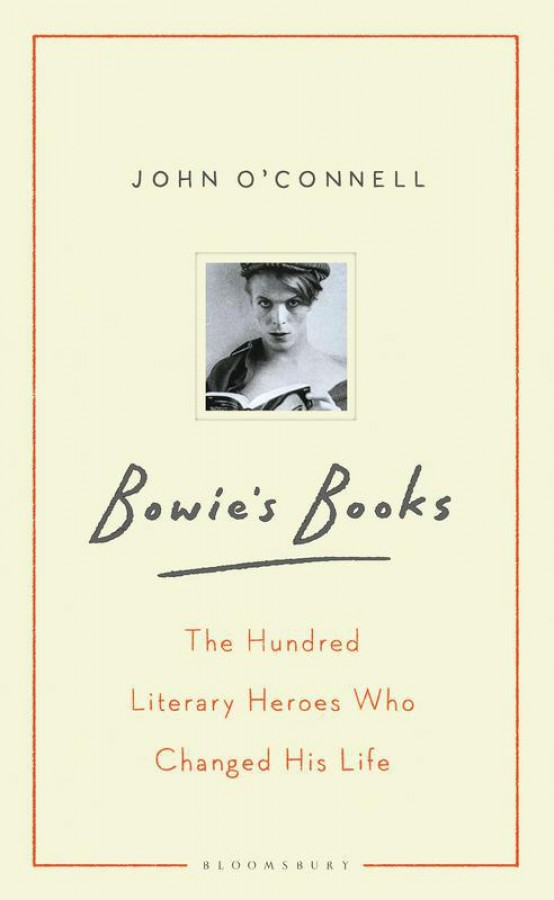 Bowie's books: the hundred literary heroes who changed his life