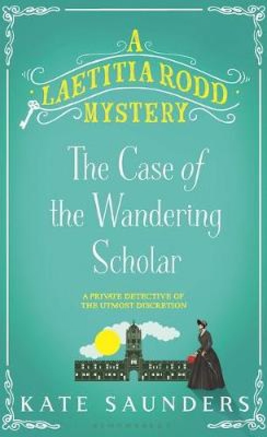 Case of the wandering scholar
