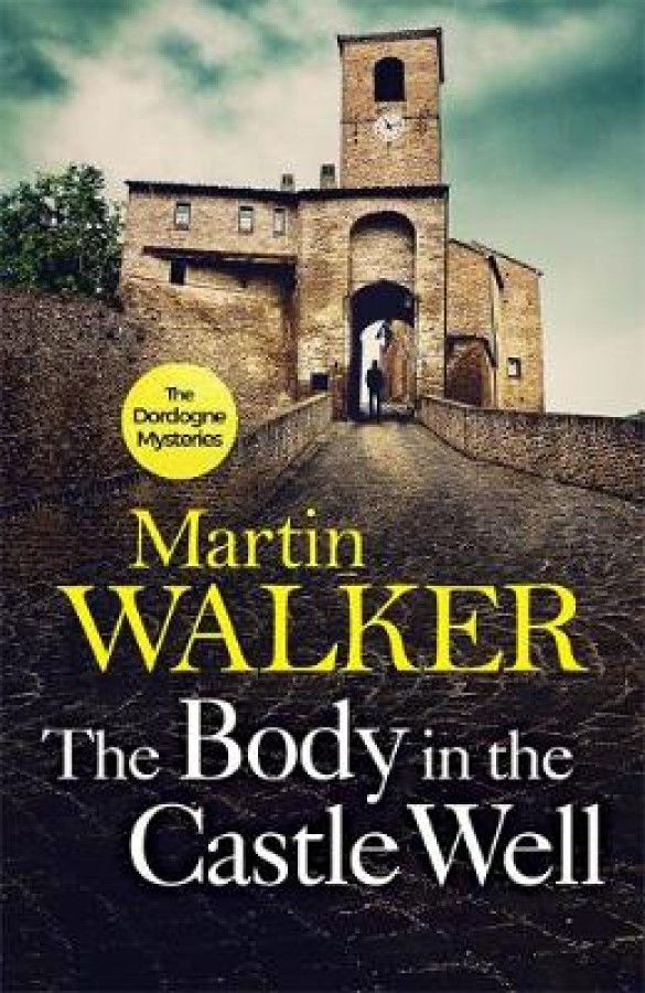 Body in the castle well