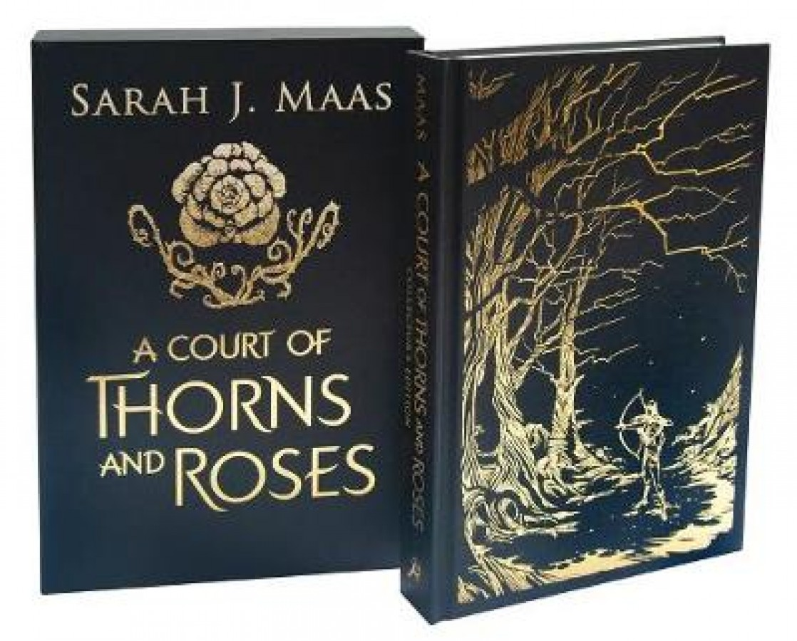 Court of thorns and roses collector's edition