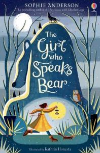 Girl who speaks bear