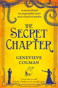The invisible library Secret chapter