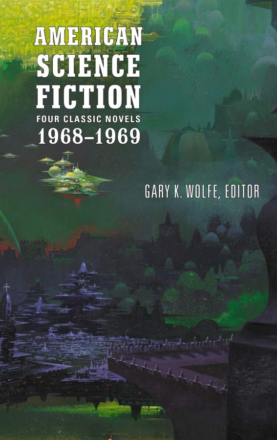 American science fiction: four classic novels 1968-1696