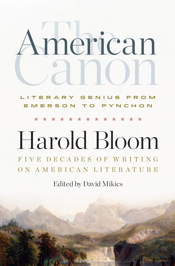 American canon: literary genius from emerson to le guin