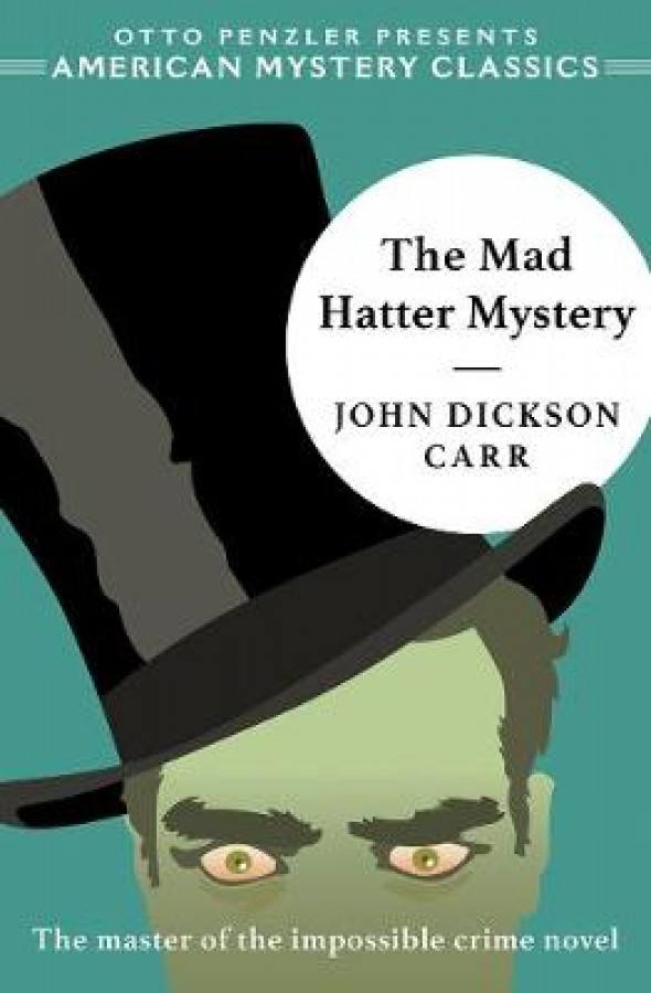 Mad hatter mystery