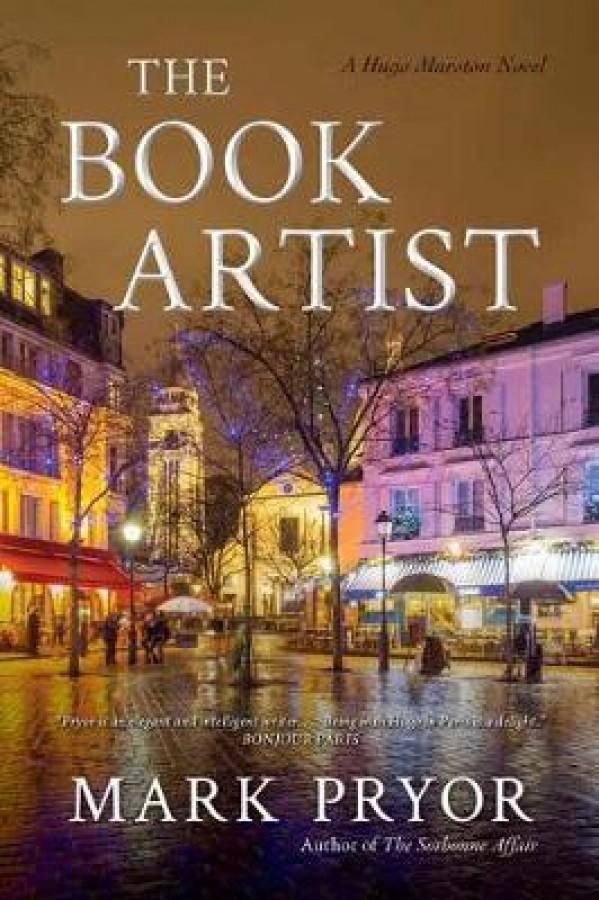 Book artist