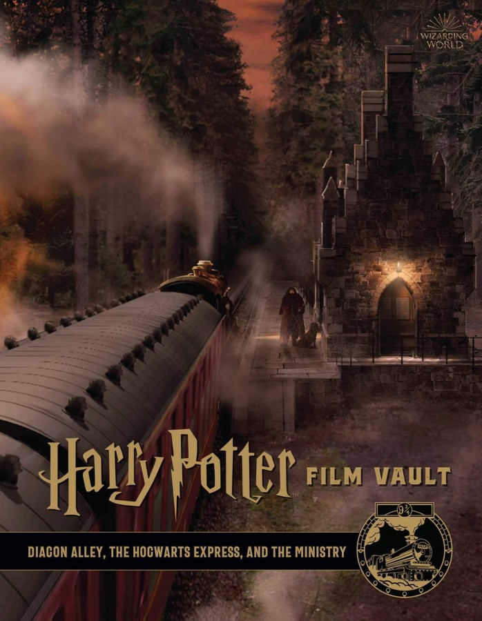 Harry potter: film vault vol. 2