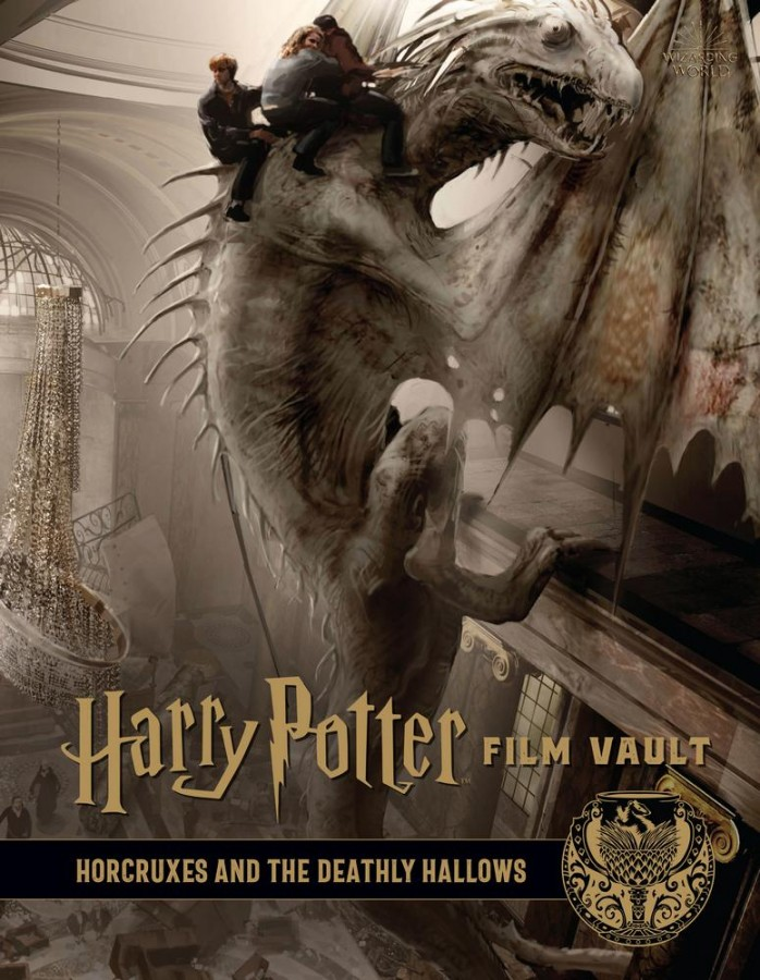 Harry potter: film vault vol. 3