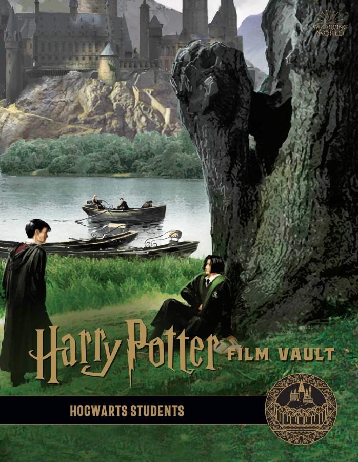 Harry potter: film vault vol. 4
