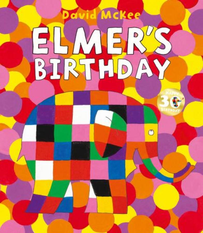 Elmer's birthday