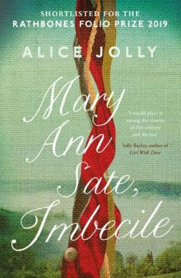 Mary ann sate, imbecile