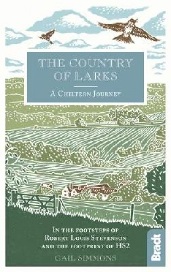 Country of larks; a chiltern journey (1st ed)