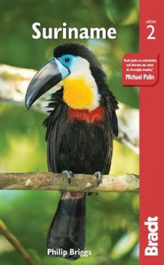 Bradt travel guides Suriname (2nd ed)