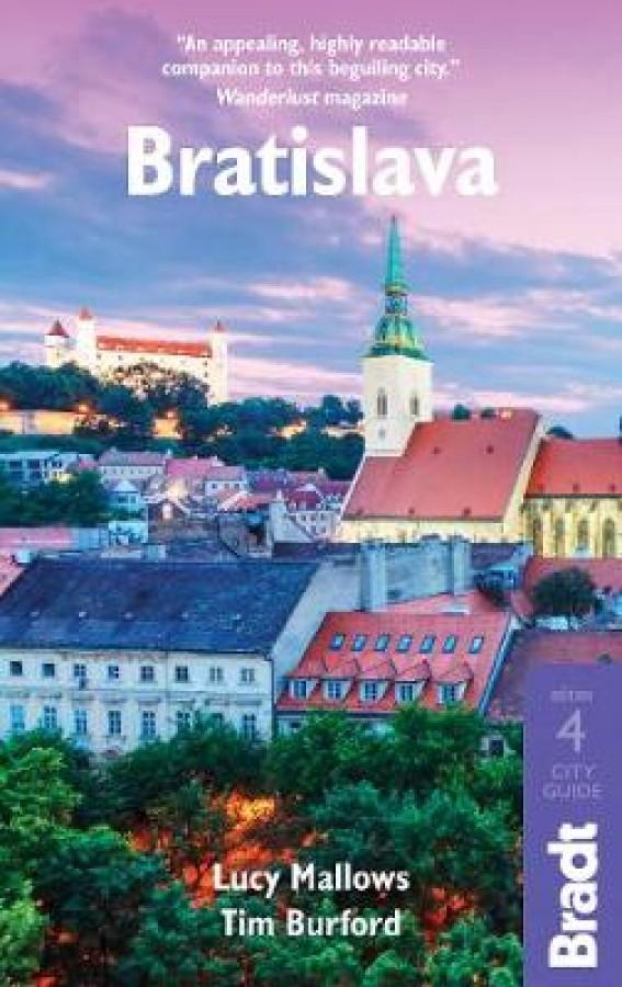 Bradt travel guides Bratislava (4th ed)