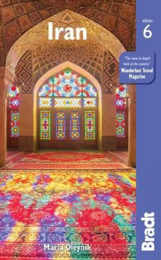 Bradt travel guides Iran (6th ed)