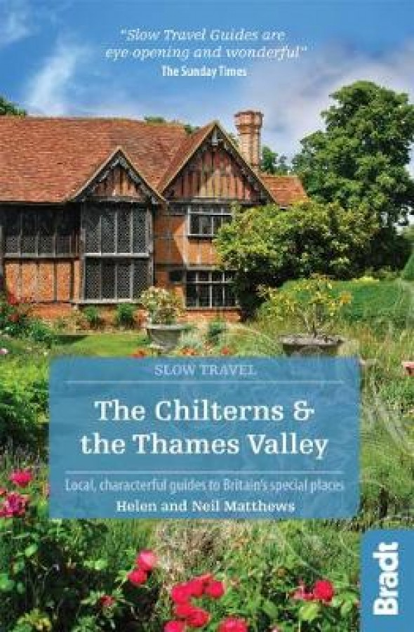 Chilterns & the thames valley (1st ed)