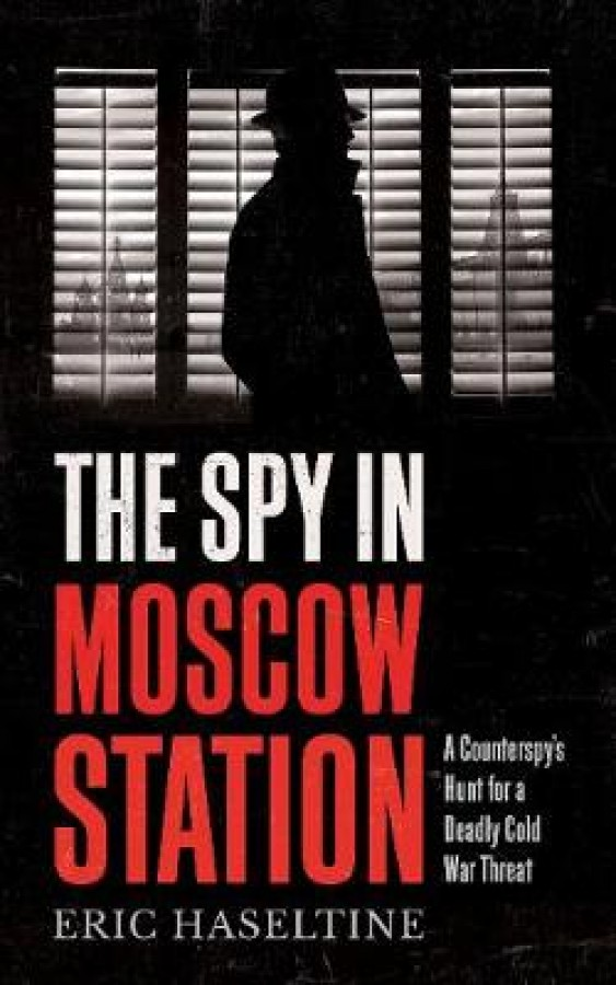 Spy in moscow station