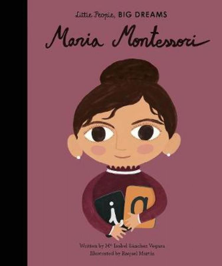 Lifelike Little people, big dreams: maria montessori
