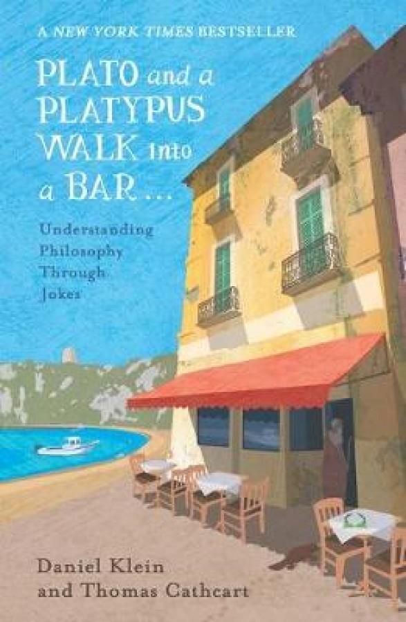 Plato and a platypus walk into a bar: understanding philosophy through jokes
