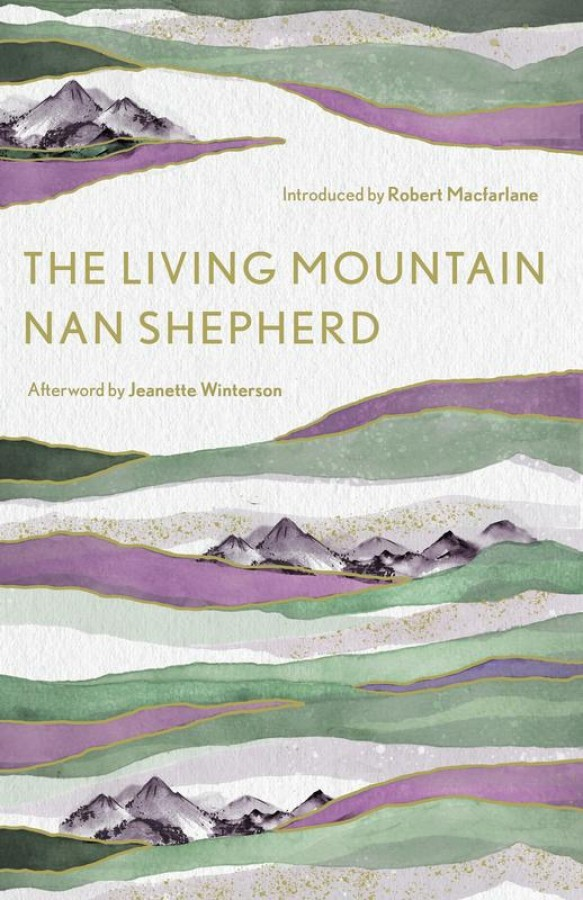 Living mountain (gift edn)
