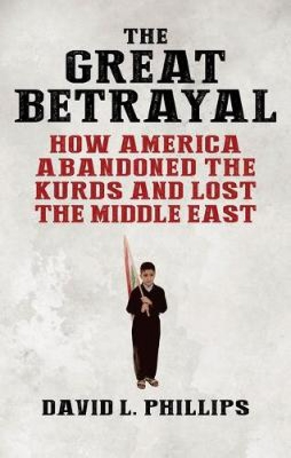 Great betrayal: how america abandoned an ally in the middle east
