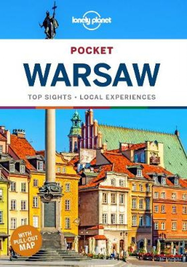 Lonely planet kids Lonely planet pocket: warsaw (1st ed)