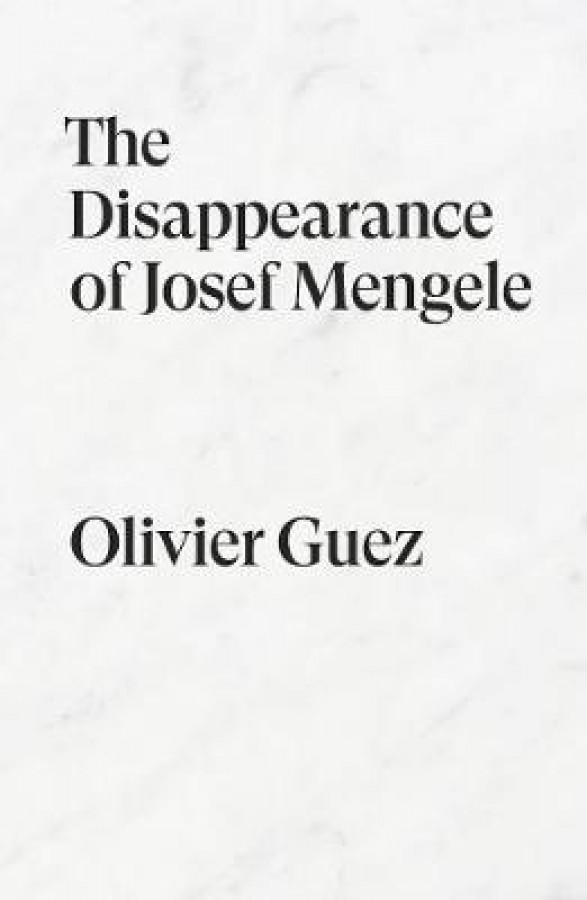 Disappearance of josef mengele