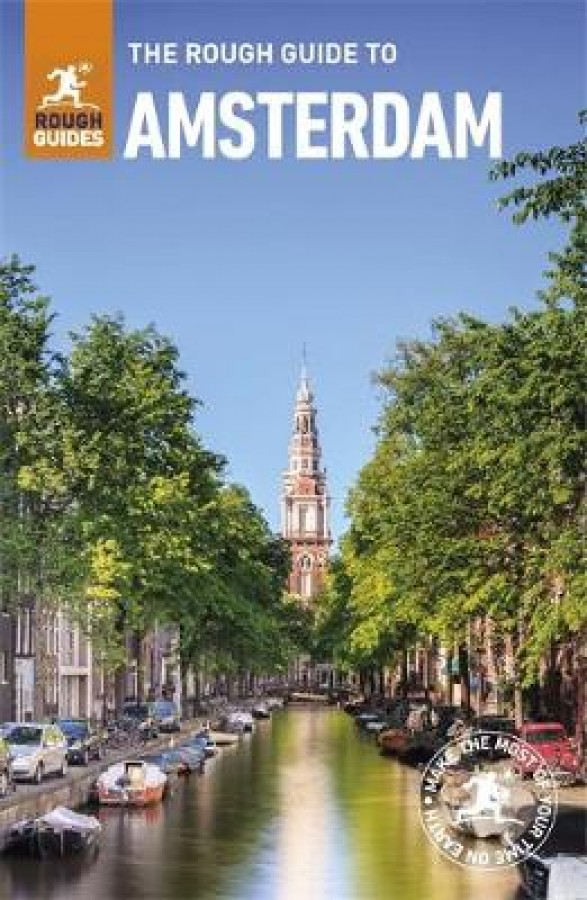 Rough guide to amsterdam (travel guide)(03-19)