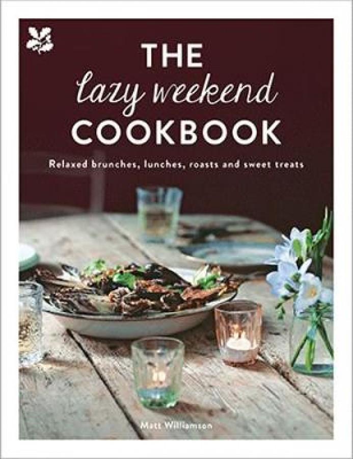 Lazy weekend cookbook