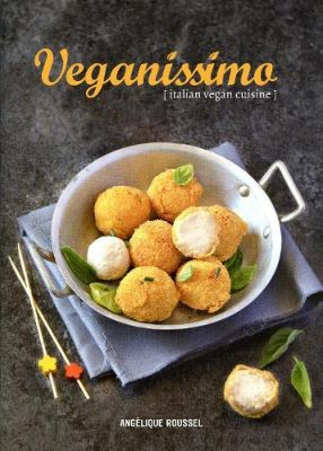 Veganissimo : italian vegan cuisine
