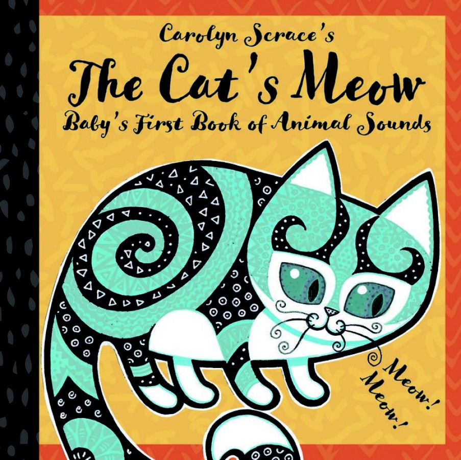Cat's meow: baby's first book of animals