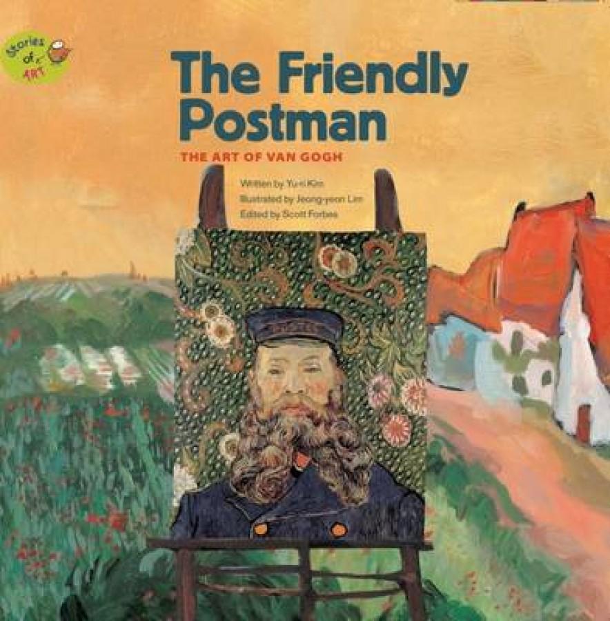 Friendly postman: the art of van gogh