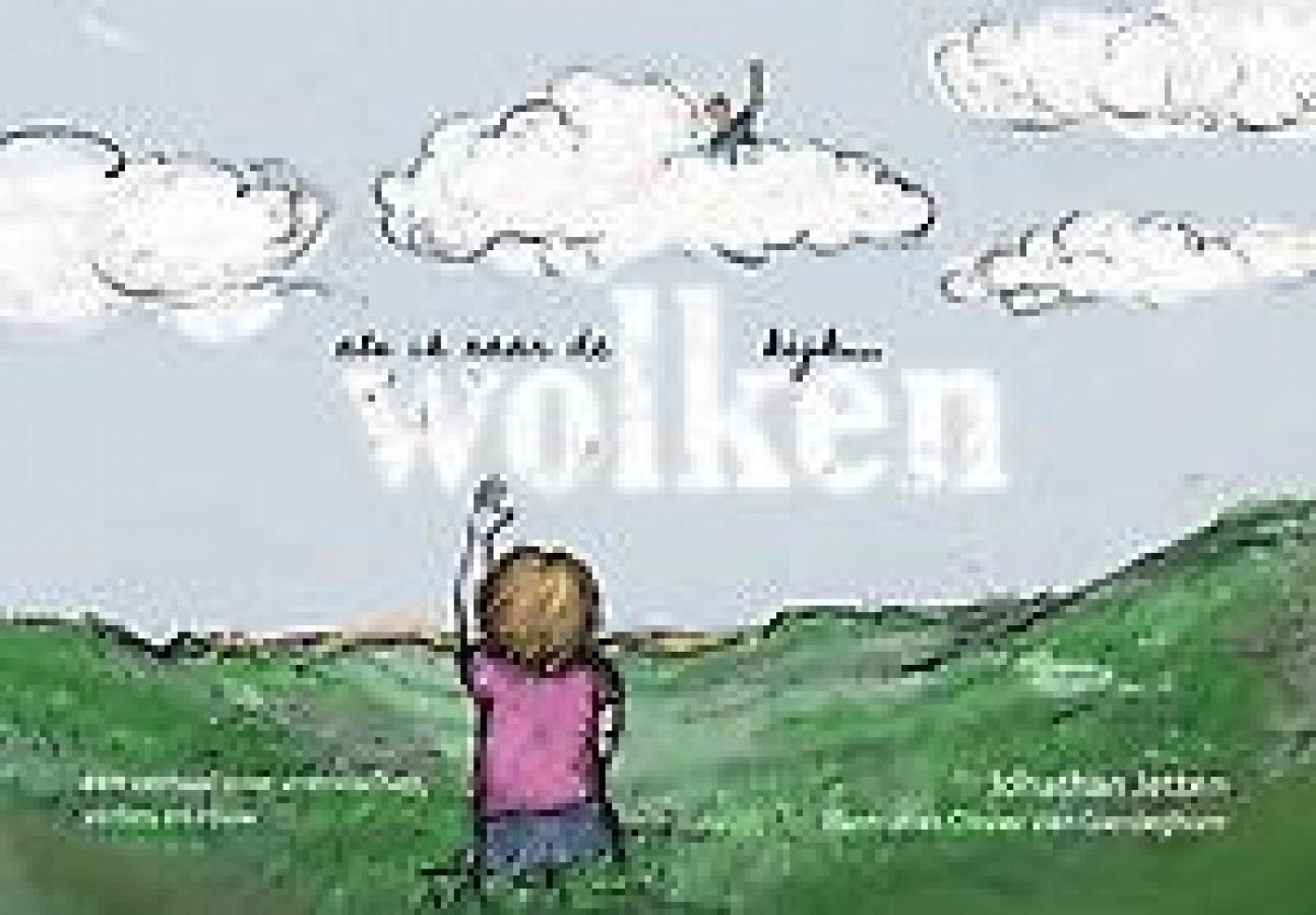Als ik naar de wolken kijk... - Een verhaal over vriendschap, verlies en rouw