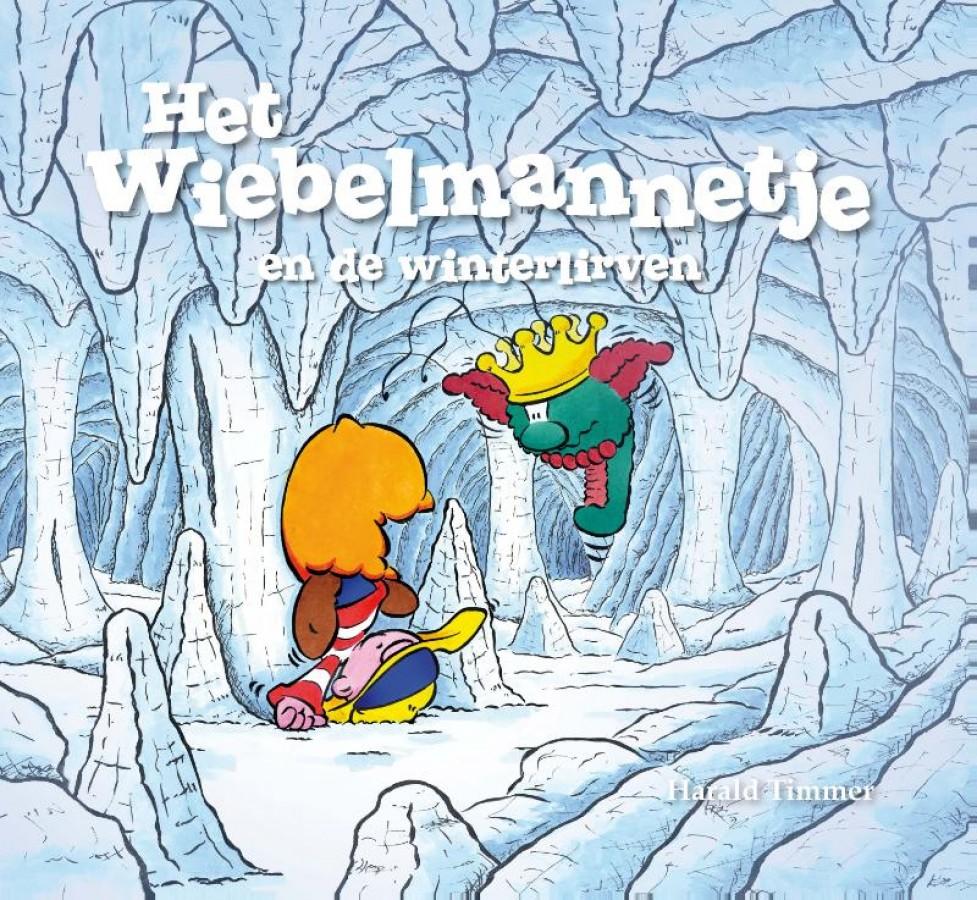 Het wiebelmannetje en de winterlirven