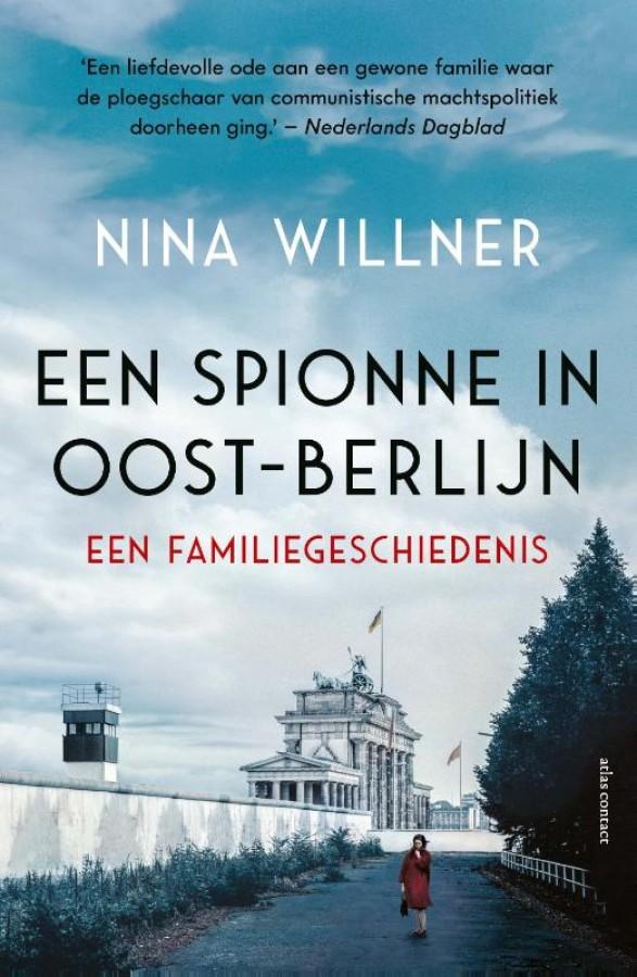 Een spionne in Oost-Berlijn