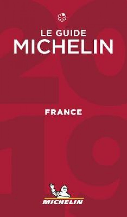 France: michelin guide 2019