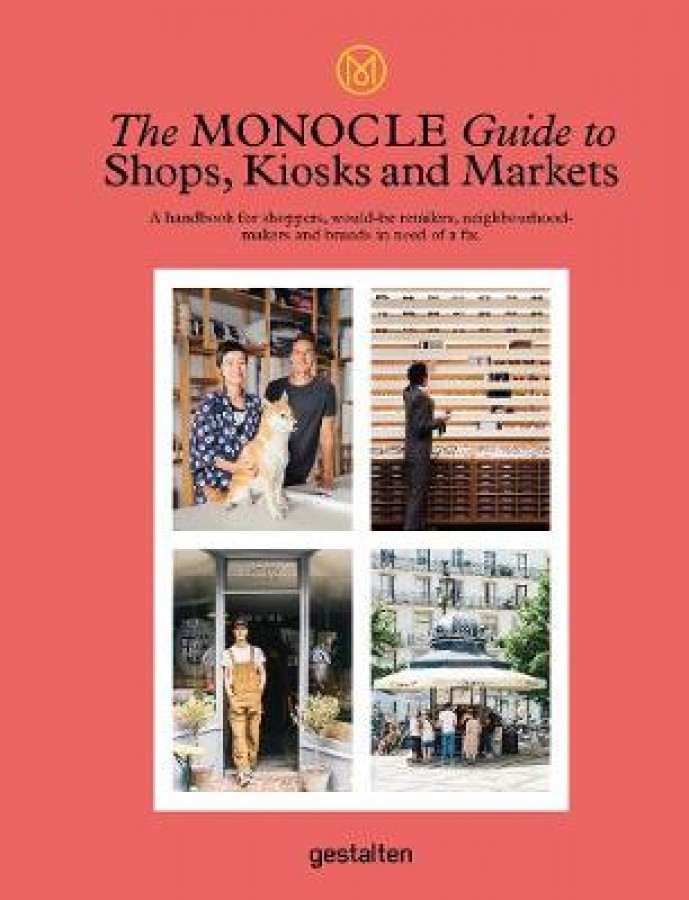 Monocle guide to shops kiosks and markets