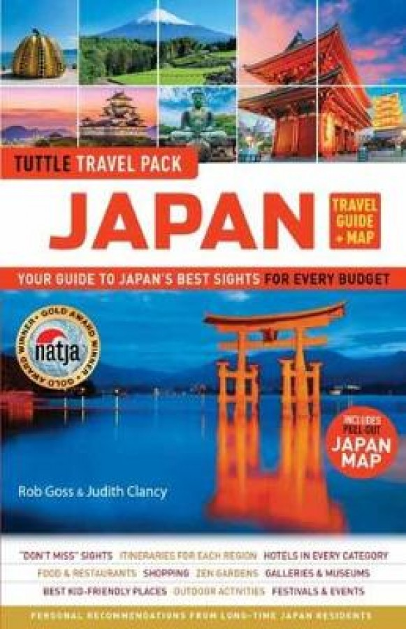 Japan travel guide & map