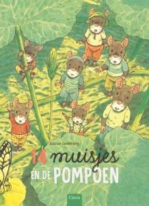 14 muisjes en de pompoen