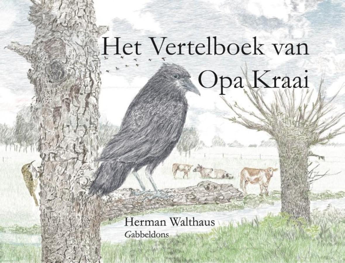 Het Vertelboek van Opa Kraai