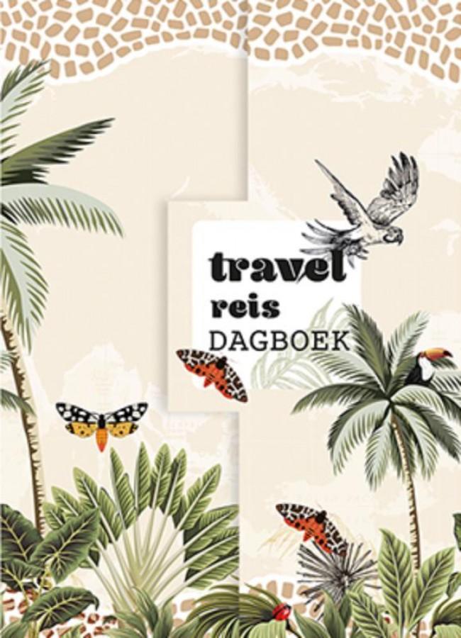 Travel reisdagboek - safari