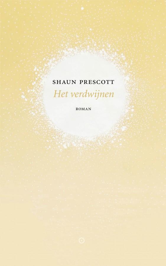 Omslag Shaun Prescott Het verdwijnen