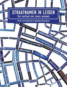 Straatnamen in Leiden