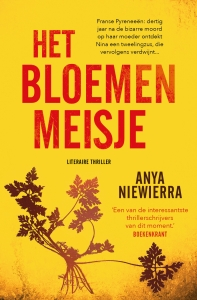 Niewierra, Anya - Het bloemenmeisje - lowres voorplat