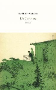 omslag Robert Walser De Tanners
