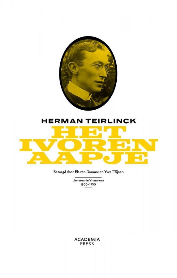 Herman Teirlinck - Het ivoren aapje