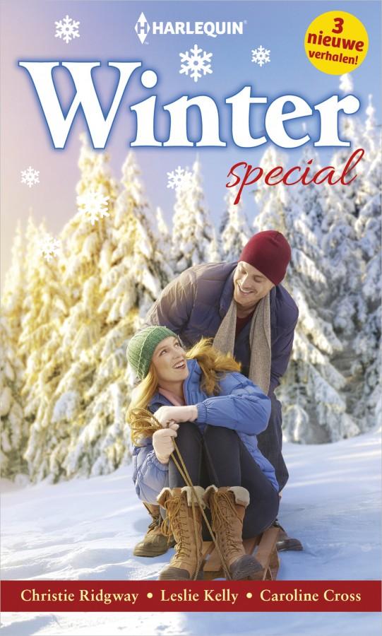 Winterspecial: Witte rozen in de winter , Romantisch misverstand , Liefde zonder einde