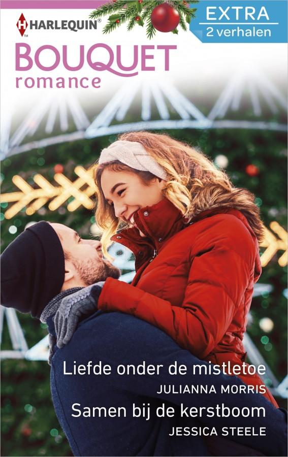 Liefde onder de mistletoe , Samen bij de kerstboom