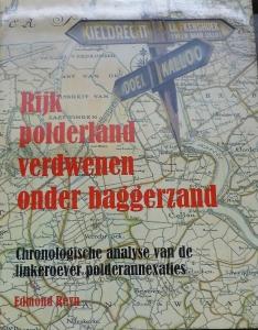 Rijk Polderland verdwenen onder baggerzand