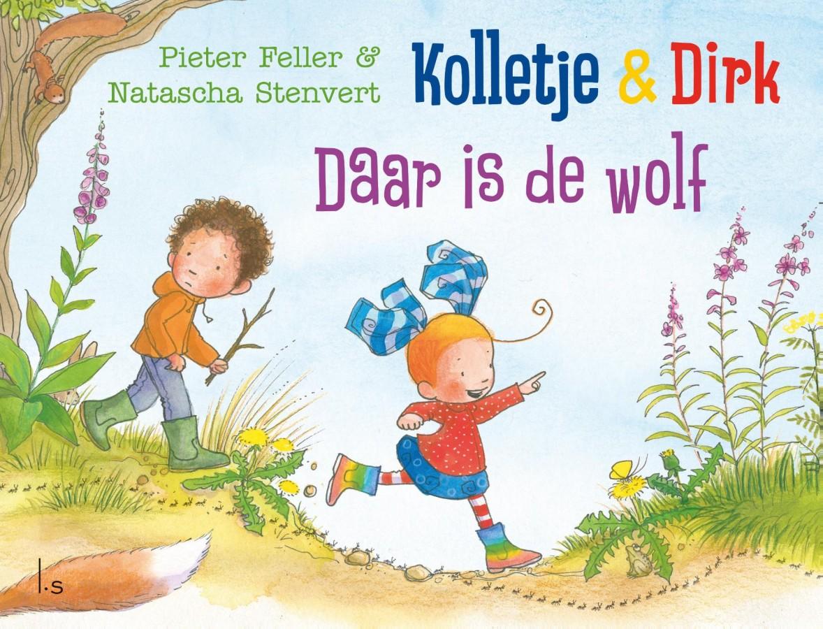 Kolletje & Dirk - Daar is de wolf